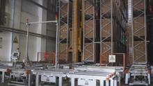 煙草立體倉庫